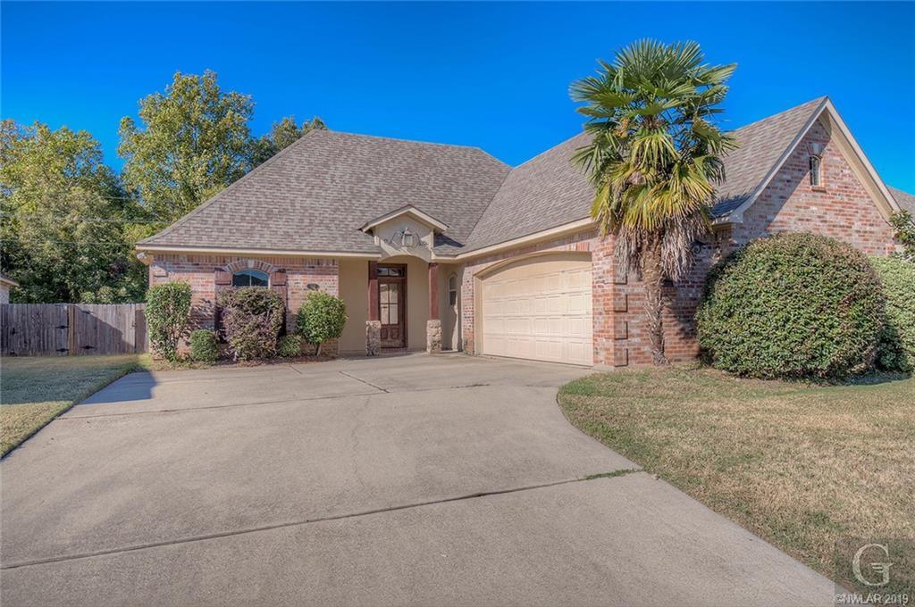 522 Chinquipin Drive, Bossier City, LA 71111 - Bossier City, LA real estate listing