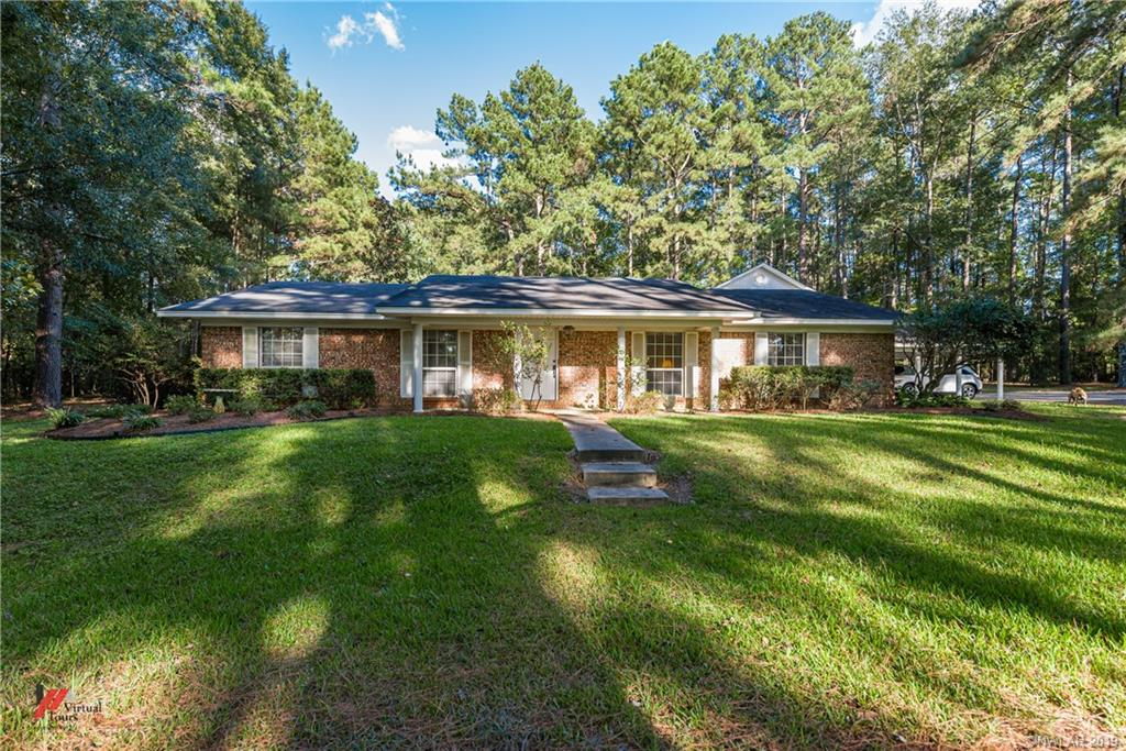 447 Burrow Lane Property Photo - Cotton Valley, LA real estate listing