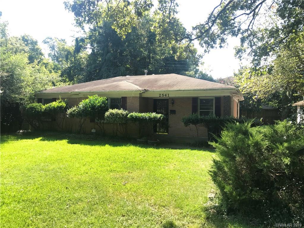 2541 Attaway, Shreveport, LA 71103 - Shreveport, LA real estate listing