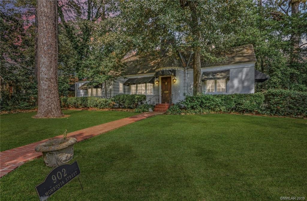 902 Monrovia Street Property Photo - Shreveport, LA real estate listing