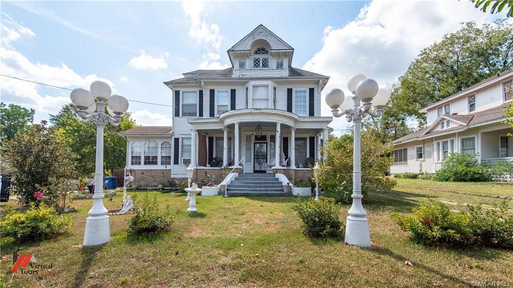 711 N Main Street, Homer, LA 71040 - Homer, LA real estate listing