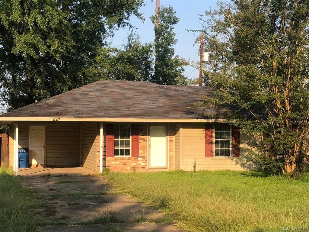 447 Cherry Oak Lane, Haughton, LA 71037 - Haughton, LA real estate listing