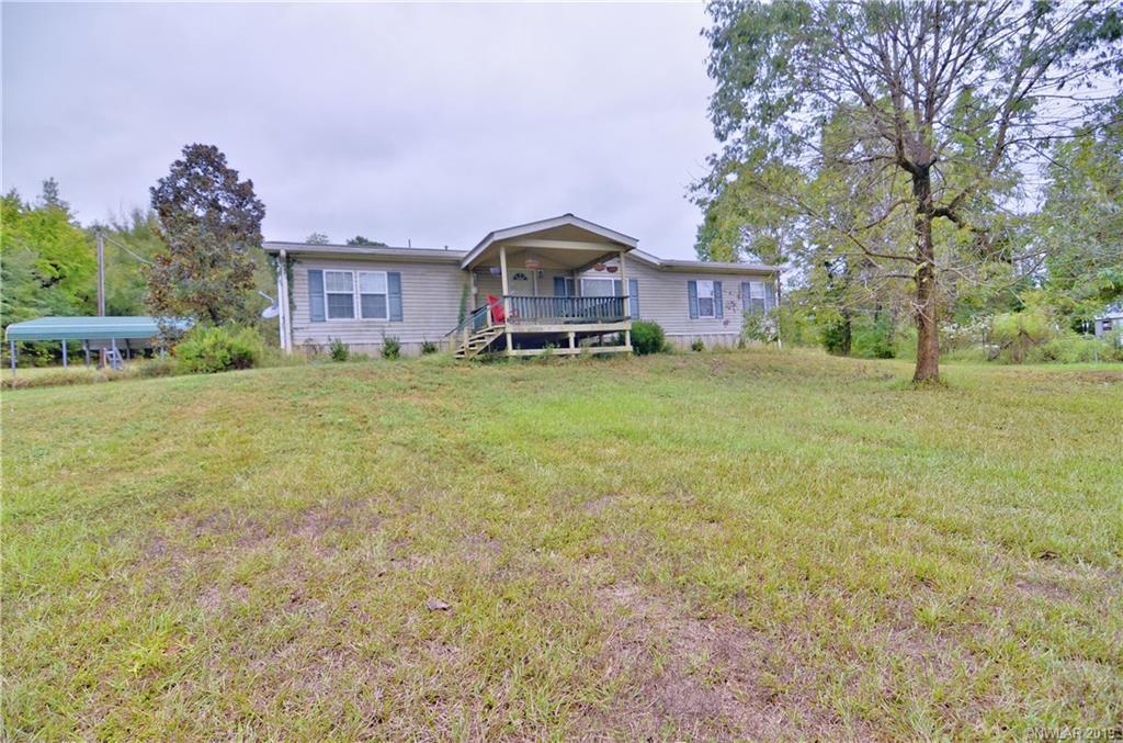 2690 Rocky Mount Road, Plain Dealing, LA 71064 - Plain Dealing, LA real estate listing