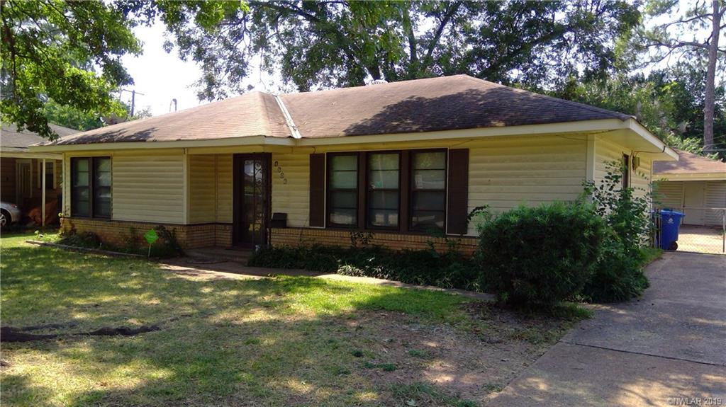 4506 Akard, Shreveport, LA 71105 - Shreveport, LA real estate listing
