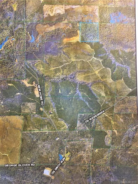 1 Rural Road Property Photo - Haynesville, LA real estate listing