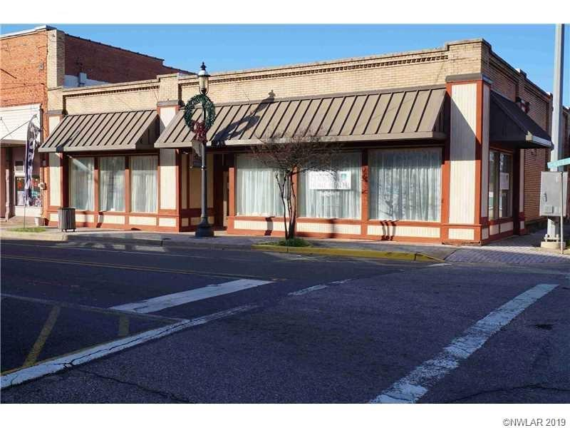 600 N Main Street Property Photo - Homer, LA real estate listing