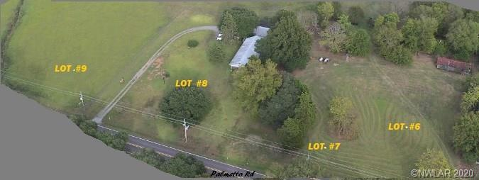 0 Palmetto Rd Lot #7 Of Cummings Subdivision, Benton, LA 71006 - Benton, LA real estate listing