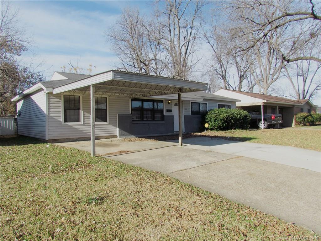 3303 Thunderbird Lane Property Photo - Bossier City, LA real estate listing