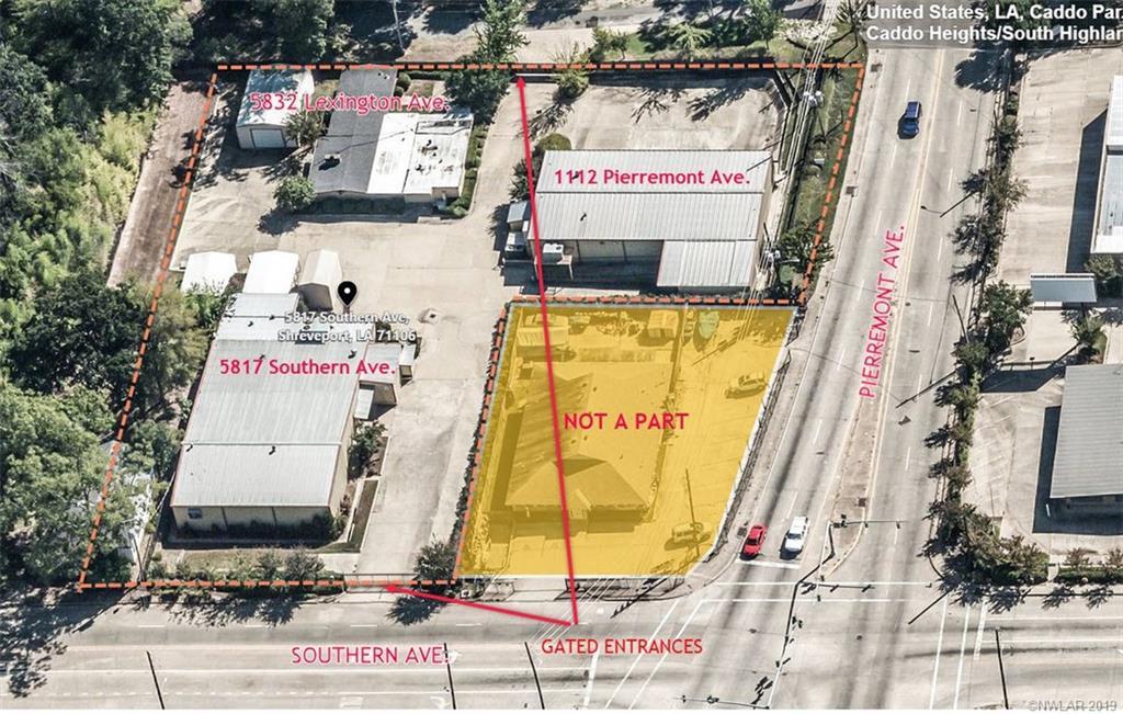 1112 Pierremont Road Property Photo - Shreveport, LA real estate listing