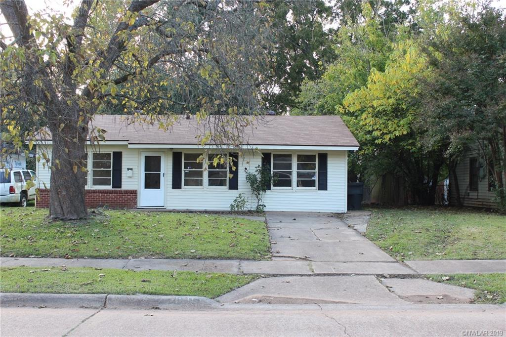 1511 Debra Street Property Photo - Bossier City, LA real estate listing
