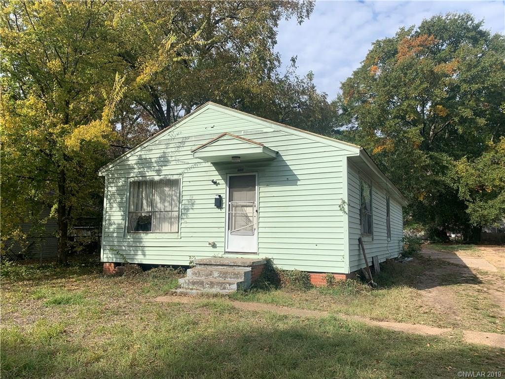 2520 Desoto Street Property Photo - Shreveport, LA real estate listing
