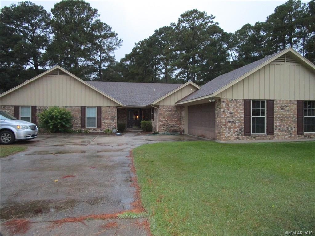 106 Deer Lane, Mansfield, LA 71052 - Mansfield, LA real estate listing