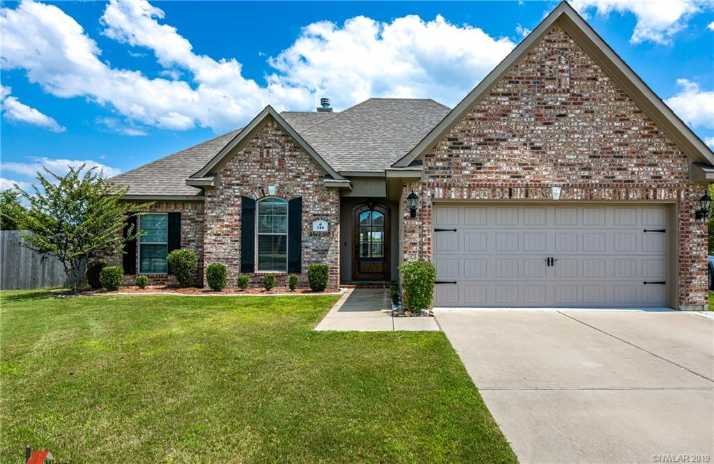 218 Roanoke Circle, Benton, LA 71006 - Benton, LA real estate listing