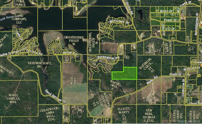 0 4th Street Property Photo - Saline, LA real estate listing