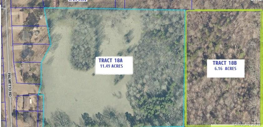 0 Palmetto Rd Tract 18B, Benton, LA 71006 - Benton, LA real estate listing