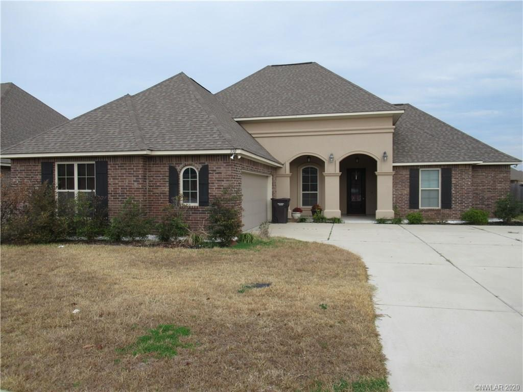330 Camelback Drive Property Photo - Bossier City, LA real estate listing