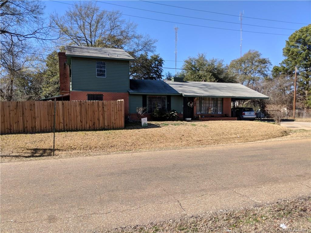 1801 Desoto Street Property Photo - Shreveport, LA real estate listing