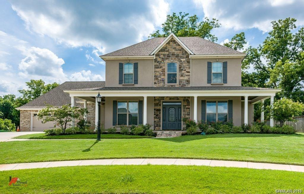 110 Pear Tree Lane, Benton, LA 71006 - Benton, LA real estate listing
