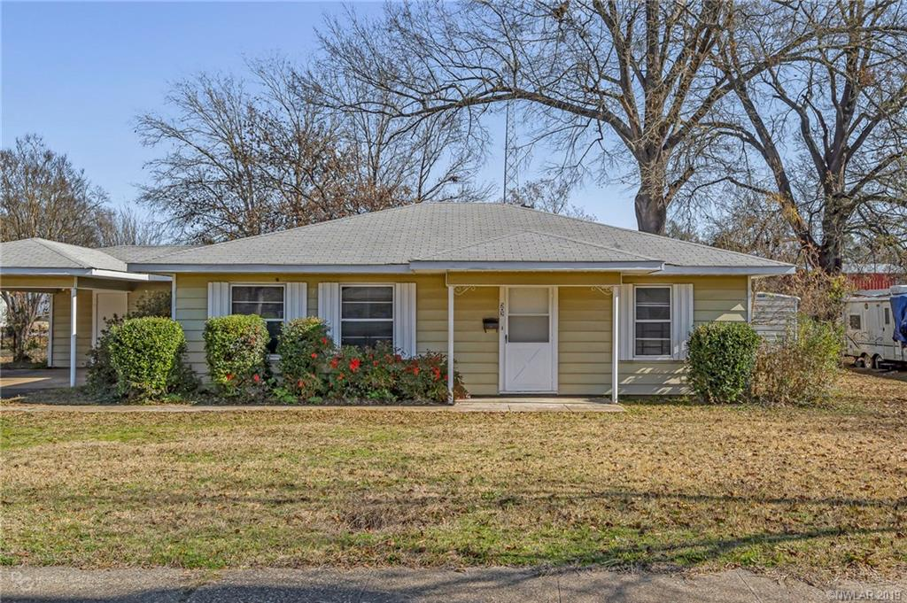 502 South Spruce, Vivian, LA 71082 - Vivian, LA real estate listing