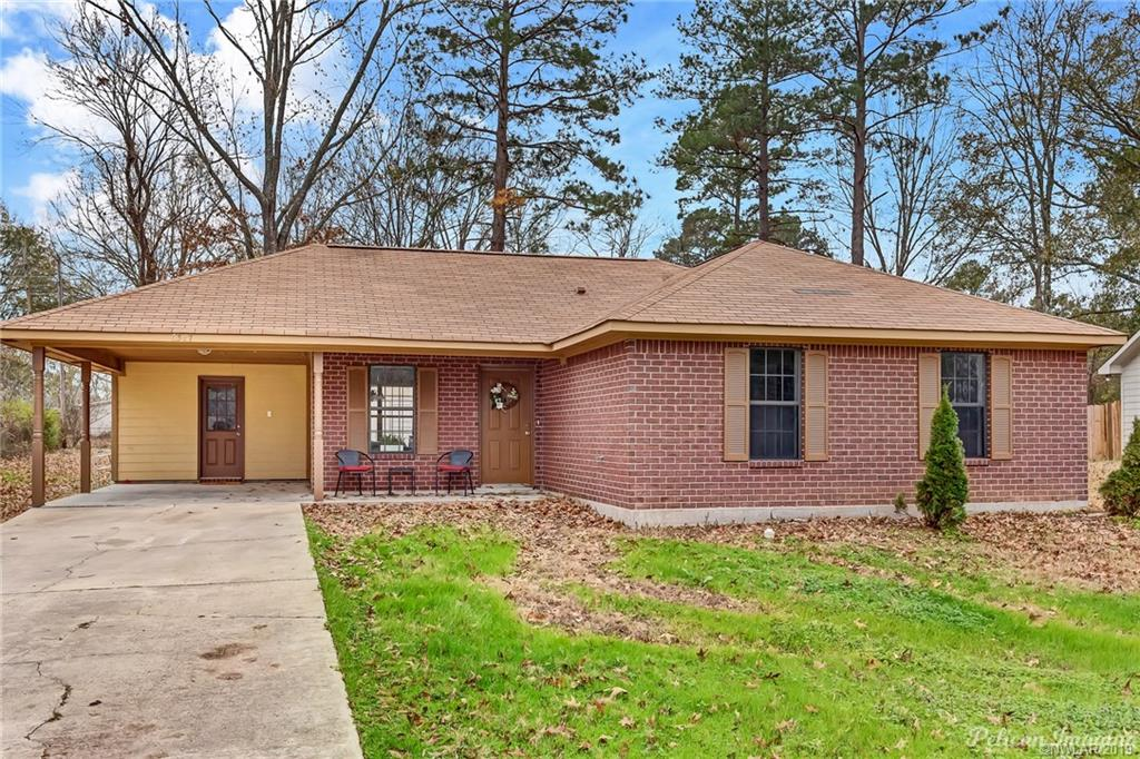 6527 Grawood Drive Property Photo - Keithville, LA real estate listing