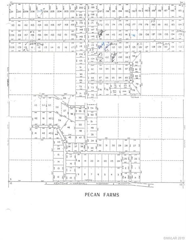 9508 Lareta #133 Property Photo - Keithville, LA real estate listing