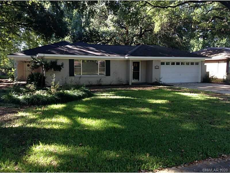 105 Lynn Avenue Property Photo - Shreveport, LA real estate listing