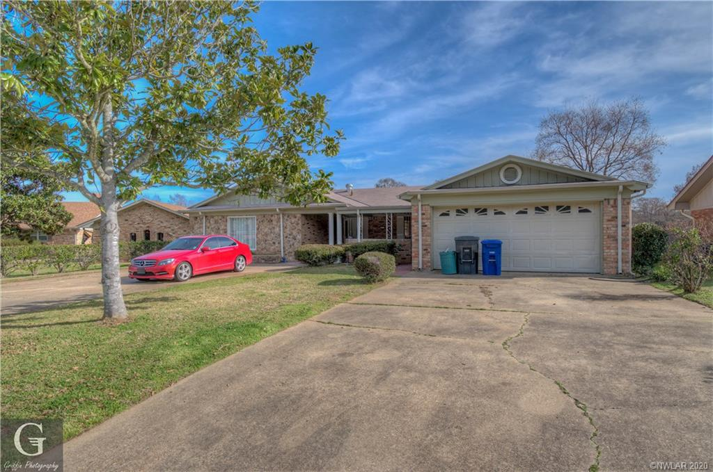 2409 Parham Drive Property Photo - Shreveport, LA real estate listing