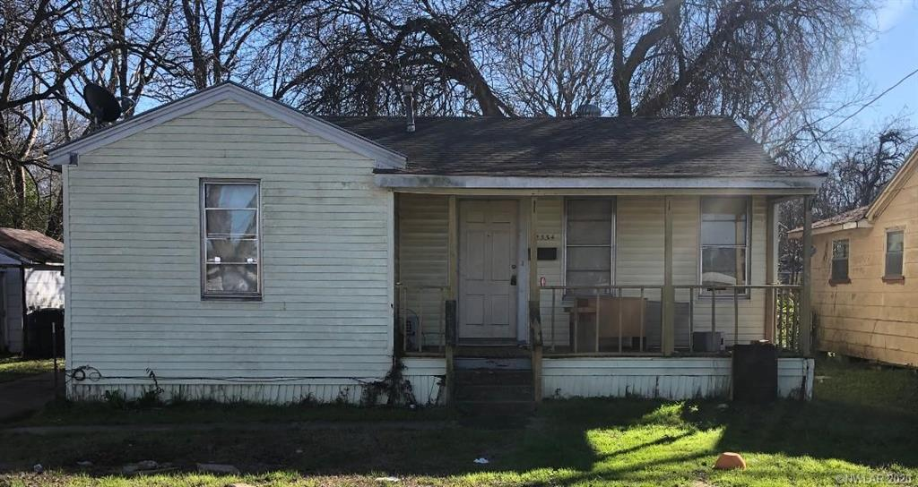 2334 Julia Street Property Photo - Bossier City, LA real estate listing