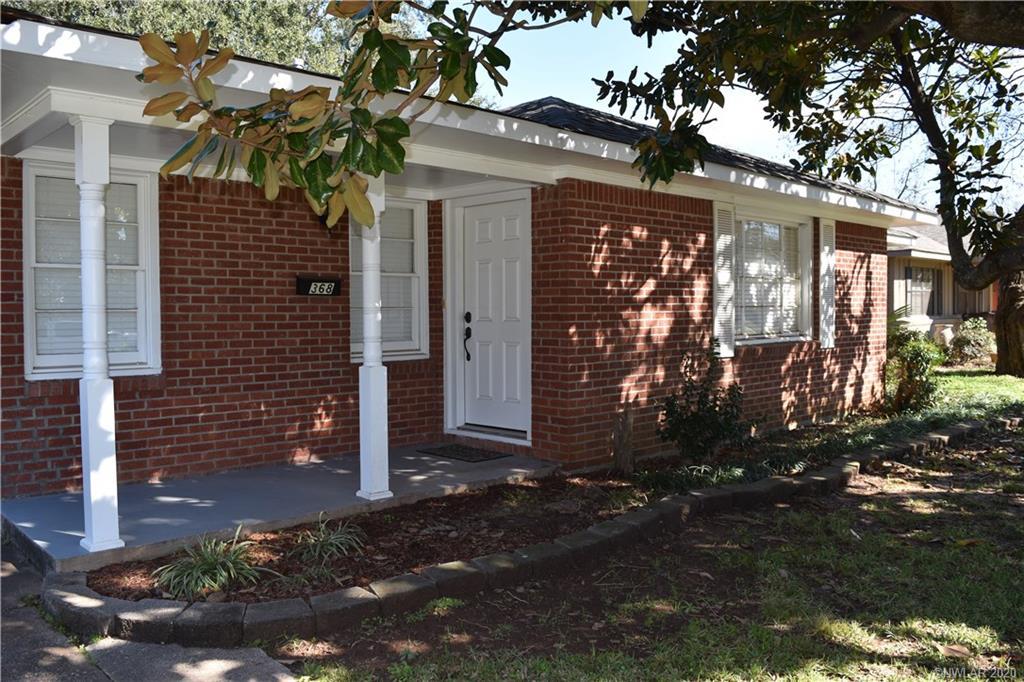 368 Leland Avenue Property Photo - Shreveport, LA real estate listing