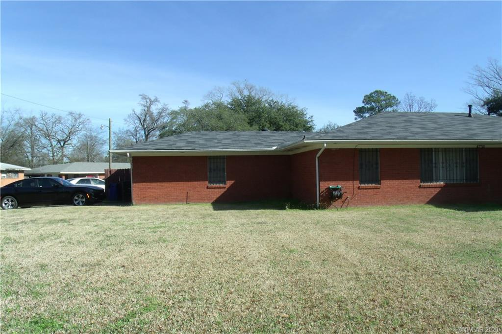 4736 McDaniel Drive Property Photo - Shreveport, LA real estate listing