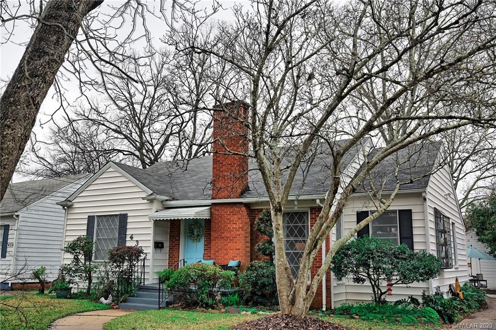 4312 Clingman Drive Property Photo - Shreveport, LA real estate listing