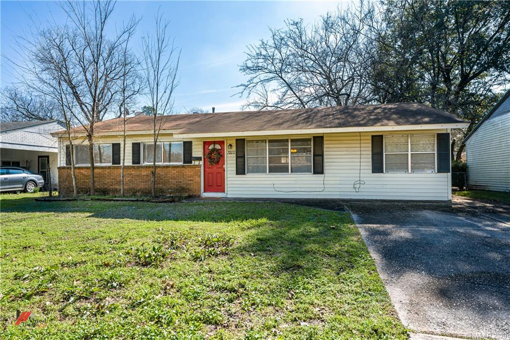 3212 Thunderbird Lane Property Photo - Bossier City, LA real estate listing