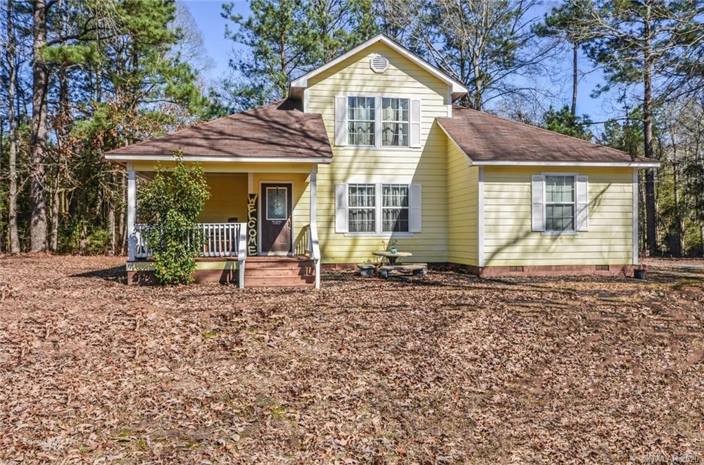 8749 Hwy.501, Winnfield, LA 71483 - Winnfield, LA real estate listing