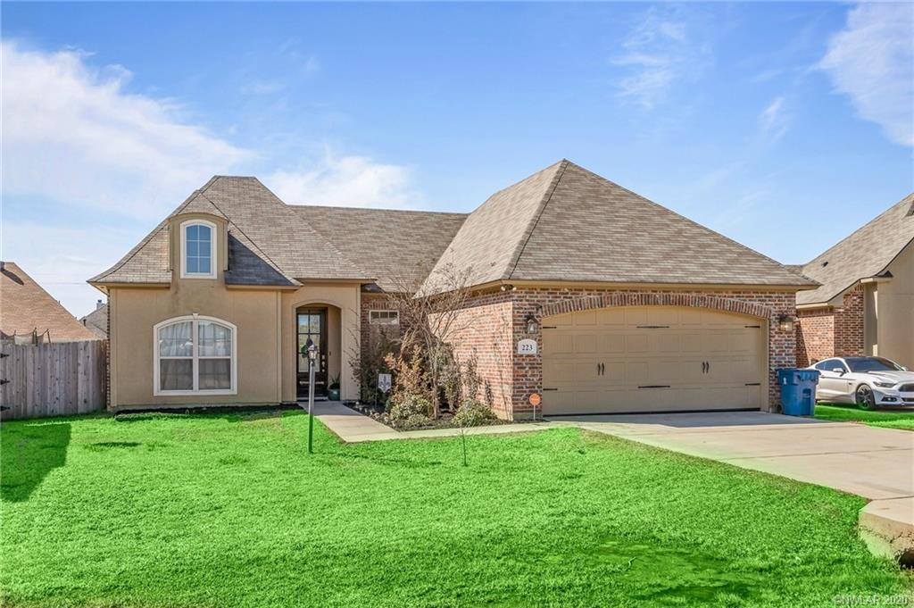 223 Sedgewick, Haughton, LA 71037 - Haughton, LA real estate listing