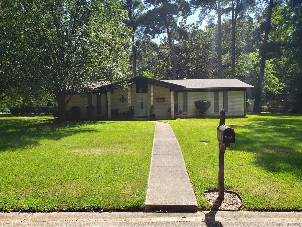 2084 Evergreen Drive Property Photo - Shreveport, LA real estate listing