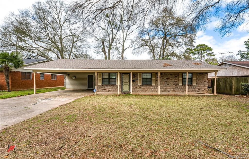 3938 Melinda Street Property Photo - Shreveport, LA real estate listing