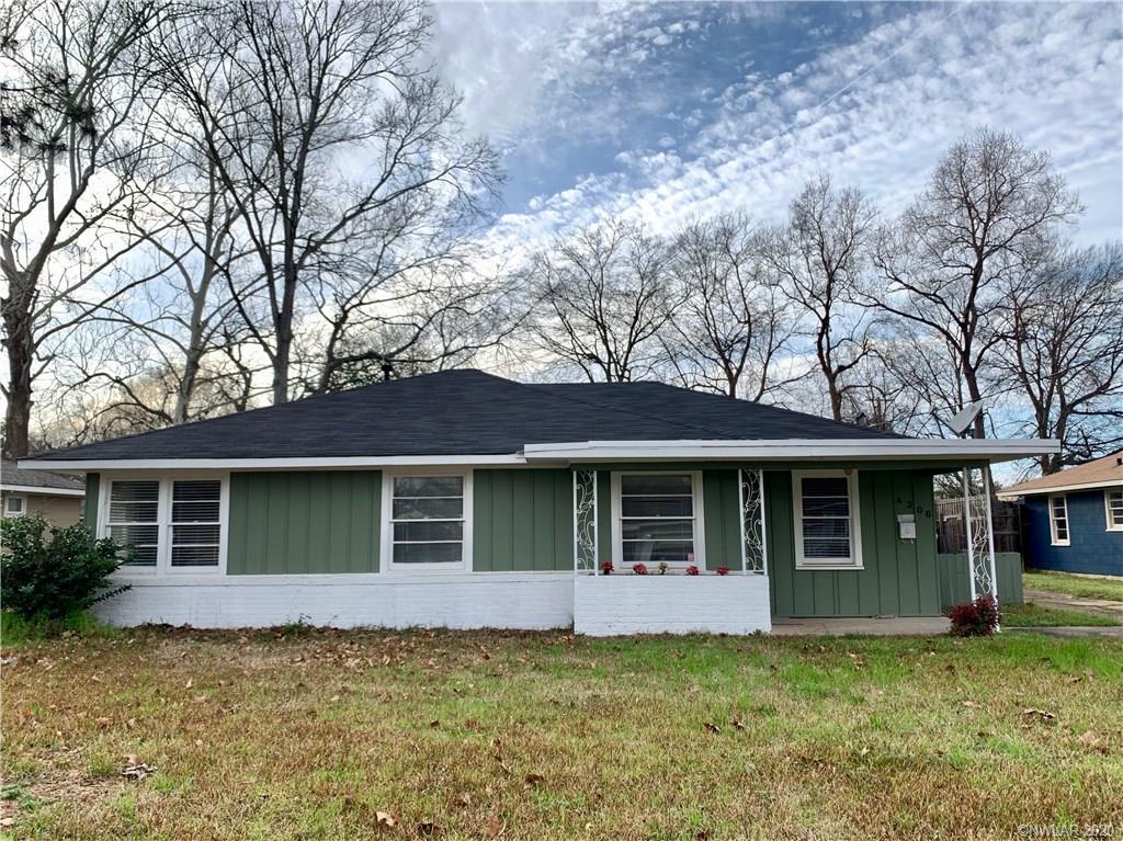4306 Akard, Shreveport, LA 71105 - Shreveport, LA real estate listing