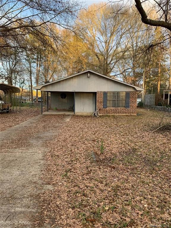 6558 Grawood Drive Property Photo - Keithville, LA real estate listing