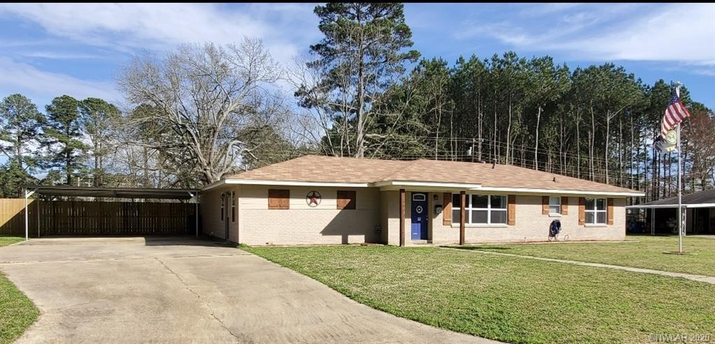 112 Hortman Drive Property Photo - Springhill, LA real estate listing