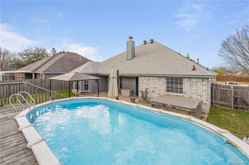 1634 Williamsburg Drive, Bossier City, LA 71112 - Bossier City, LA real estate listing
