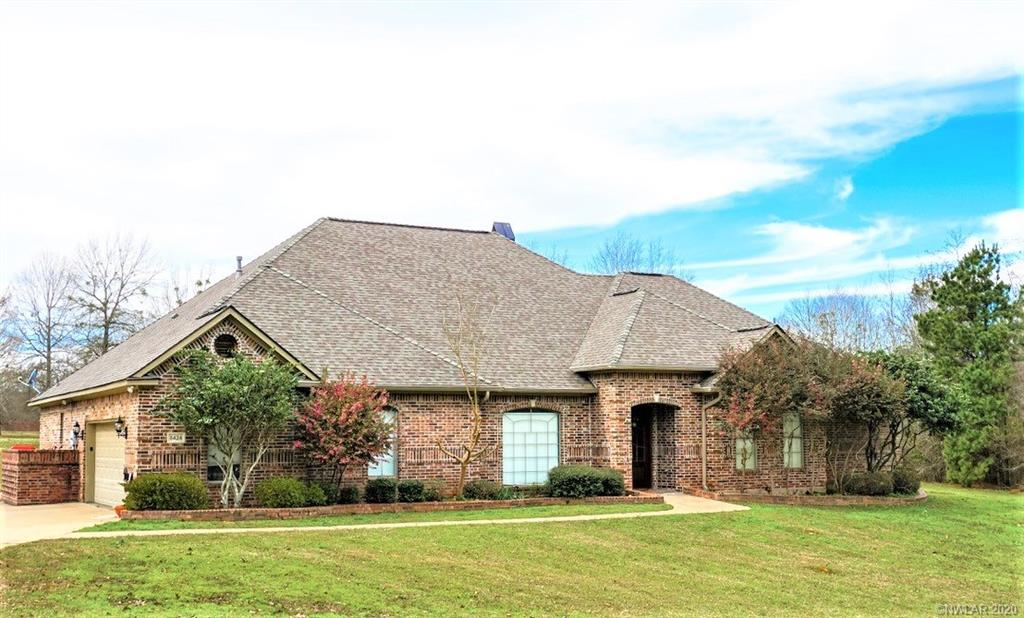 8424 Greenwood Springridge Road, Greenwood, LA 71033 - Greenwood, LA real estate listing