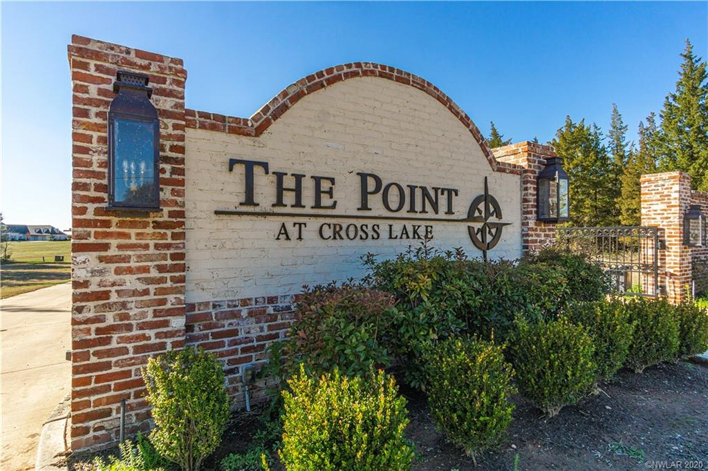 0 Cross Lake Point Drive #1 Property Photo - Shreveport, LA real estate listing