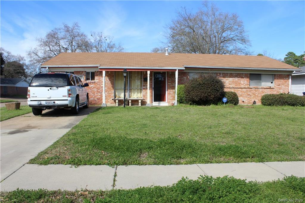 3442 Valley View Drive Property Photo - Shreveport, LA real estate listing