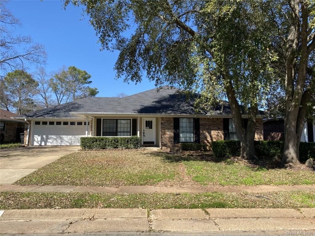 405 Edgemont Drive Property Photo - Bossier City, LA real estate listing