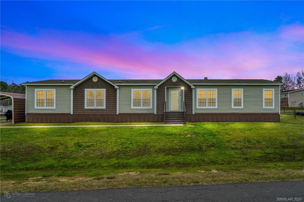 601 Black Scoter, Princeton, LA 71067 - Princeton, LA real estate listing
