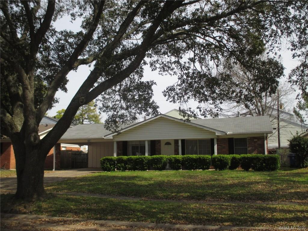 2709 Higgins Street Property Photo - Shreveport, LA real estate listing