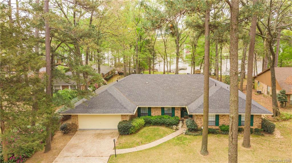 1737 Willow Point Drive Property Photo - Shreveport, LA real estate listing