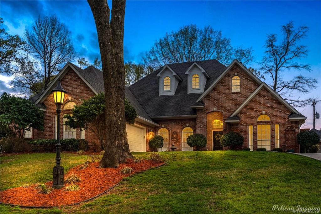 206 Silver Fox Circle, Haughton, LA 71037 - Haughton, LA real estate listing