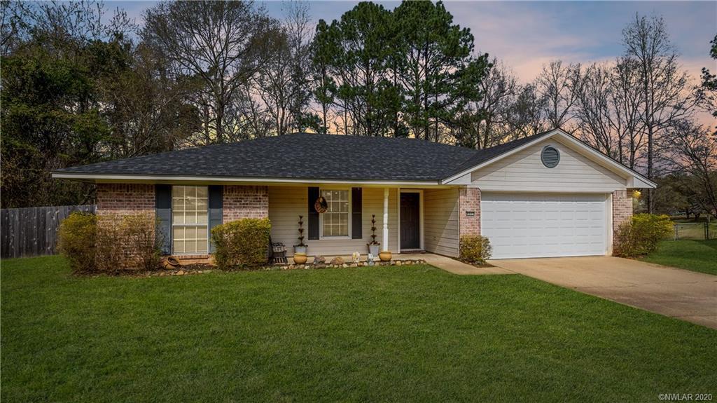 8503 Hollow Bluff Drive, Haughton, LA 71037 - Haughton, LA real estate listing