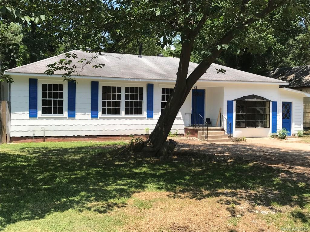 5350 Virginia Property Photo - Shreveport, LA real estate listing